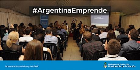 """AAE en Ciudades para Emprender - Taller """"Creatividad para emprender"""" - Concepción del Uruguay, Prov. de Entre Ríos. entradas"""