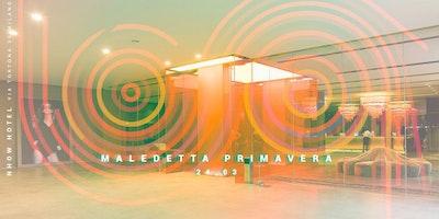"Nhow Hotel Presenta ""Maledetta Primavera / Spring Party"" -  Staff AmaMi"