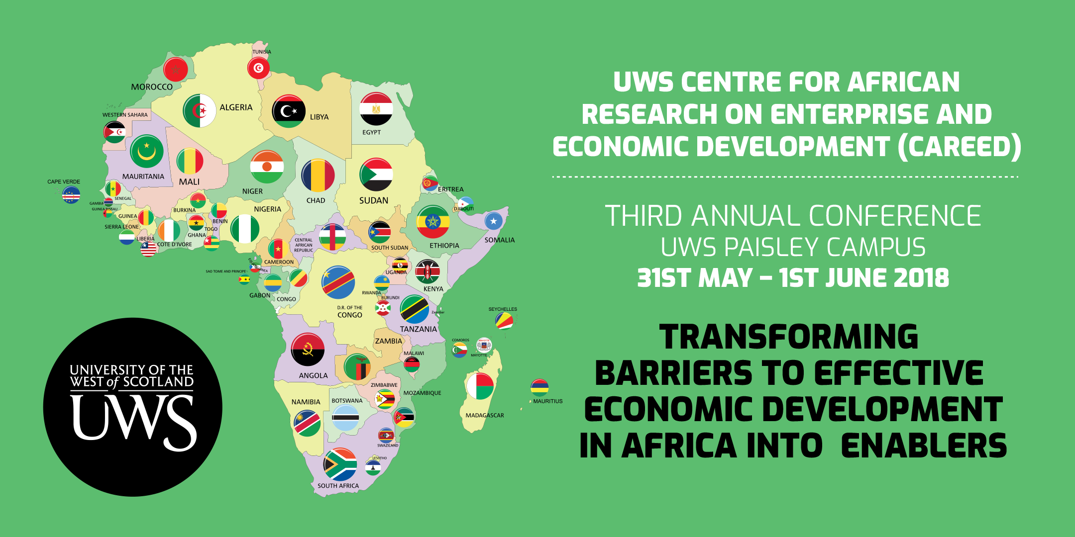 UWS Centre for African Research on Enterprise