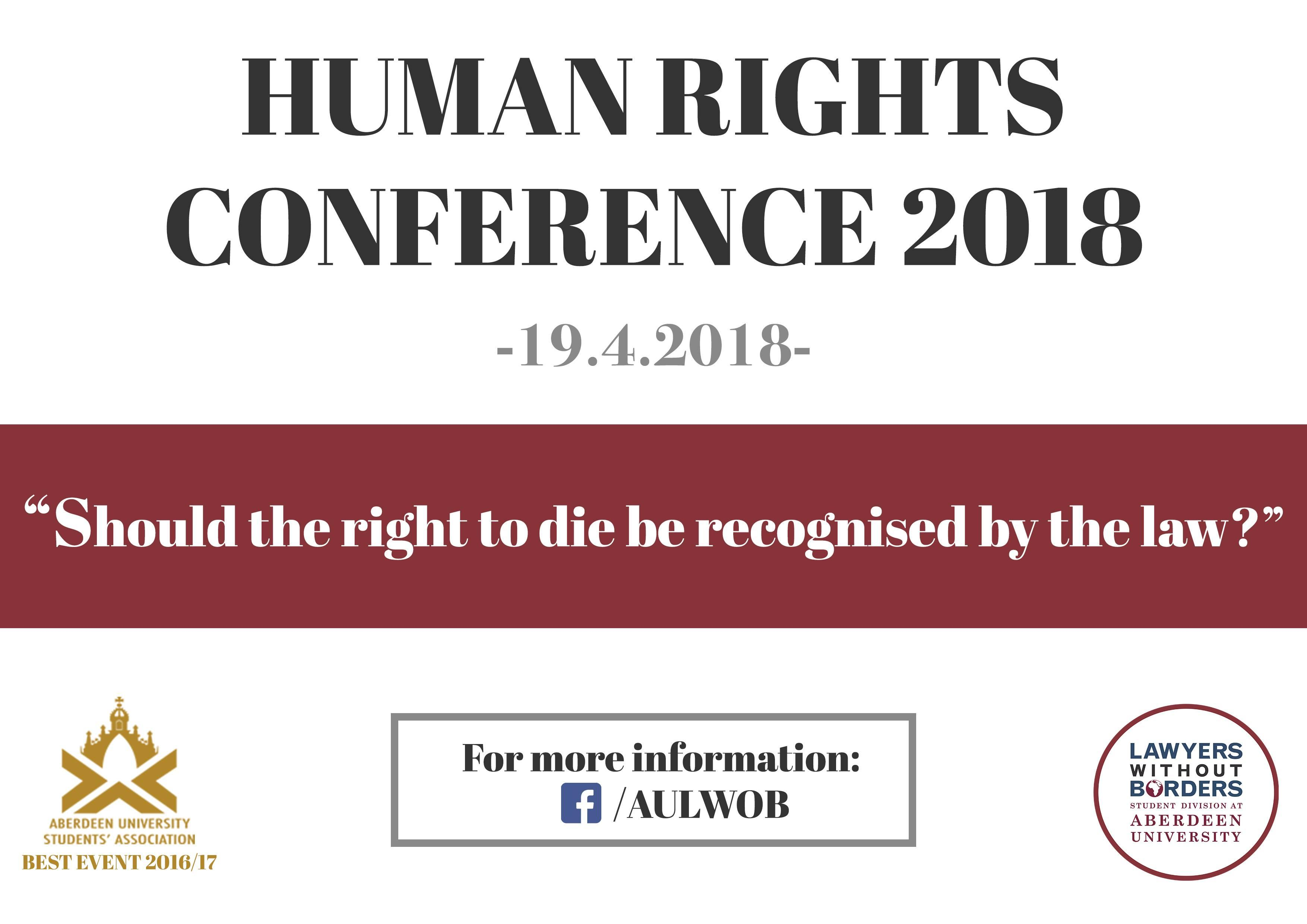 Human Rights Conference 2018