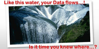 "Like Water Your Data Flows, learn how with ""Your GDPR Clinic....""!"