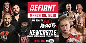 Defiant Wrestling Newcastle: March 26