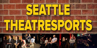 event in Seattle: Theatresports Improv Comedy