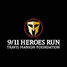 9/11 Heroes Run  logo