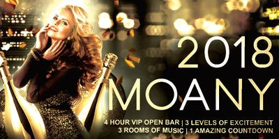 M.O.A.N.Y. New Years Eve Countdown 2019