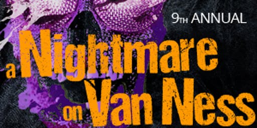 a nightmare on van ness halloween bash