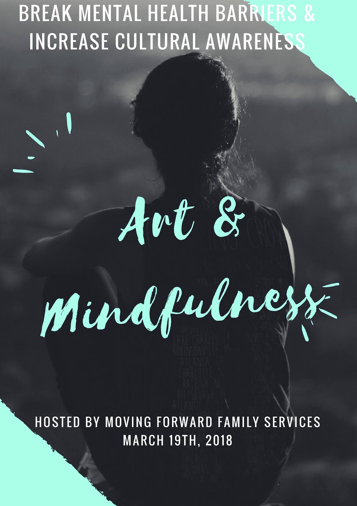 Art and Mindfulness Event