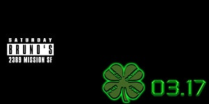 St Patrick's Day Party at Bruno's : Panic City, The...