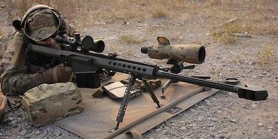 Storia ed evoluzione del tiro di precisione militare e civile