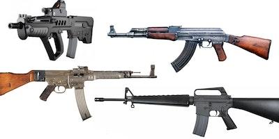 Nascita e sviluppo del fucile d'assalto