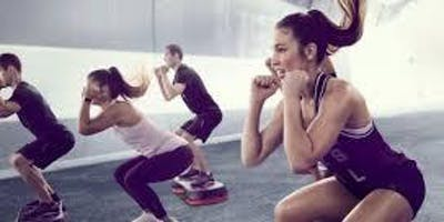 Fitness Class:  Cardio, Abs, Kickboxing, Toning
