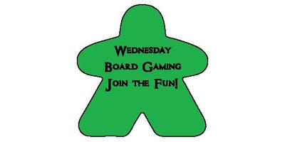 Wednesday Board Gaming