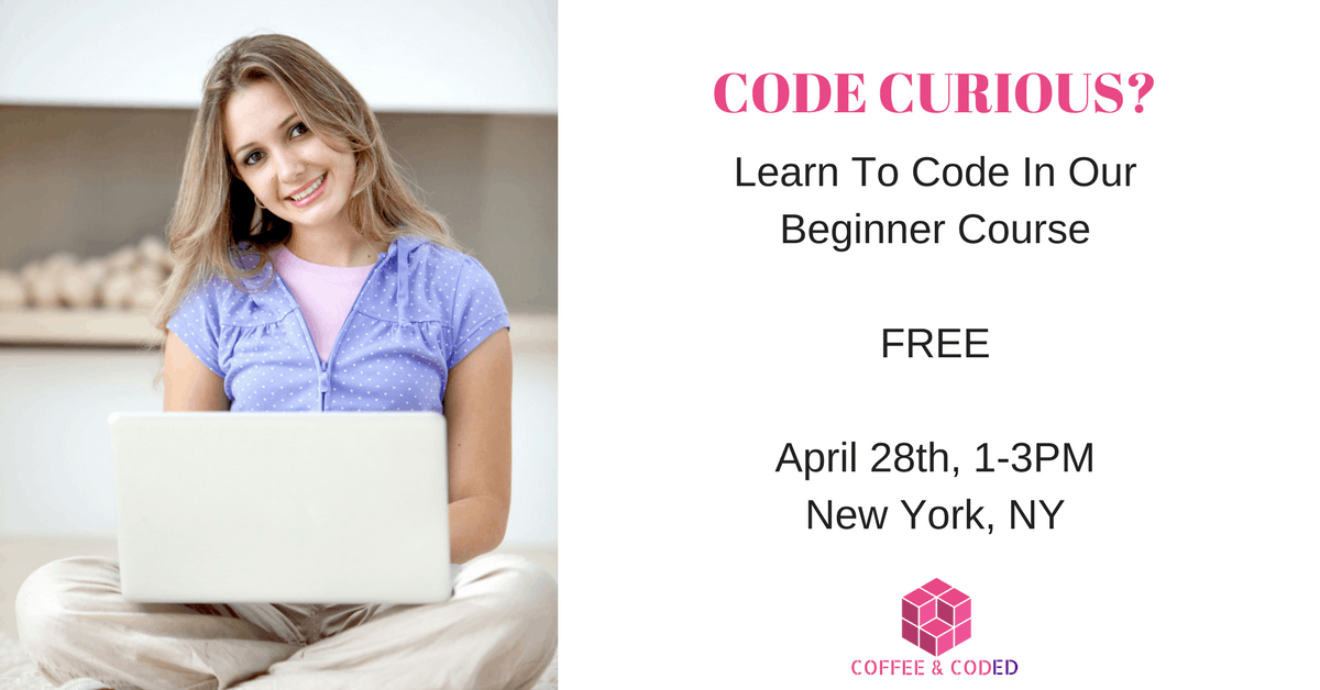 Coffee & Coded: Beginners (HTML & CSS)