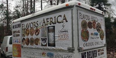 Flavors of Africa Food Truck >>> Let us Cater your Events! <<<