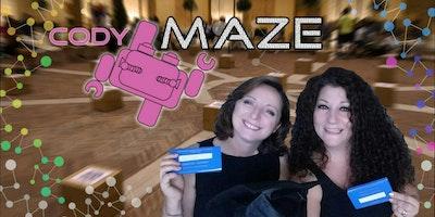 CodyMaze - L'ora di Coding da piazza a cura delle prof.sse Loredana Losano e Mariella Tescione