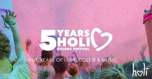 5 Jahre Holi Colors Festival Bonn