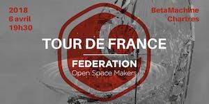 Tour de France / FEDERATION - Open Space Makers