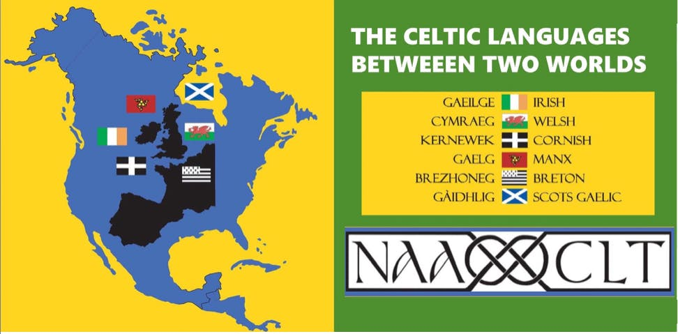 "2018 NAACLT Conference ""The Celtic Languages"