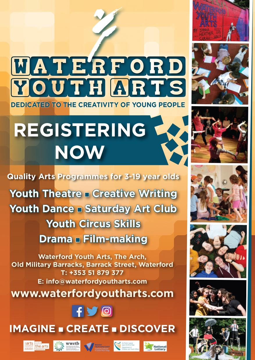 WatYouthArts Creative Writing (11-13 yrs)