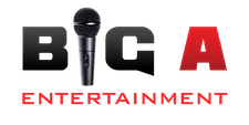 Big A Entertainment logo