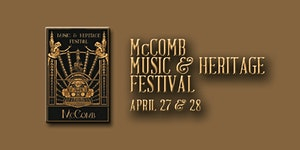 McComb Music & Heritage Festival - Dinner & Dancing