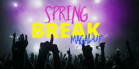 Spring Break Party Magaluf 2019 tickets