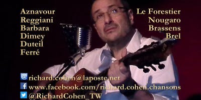 La chanson française en toute intimité... au Th�