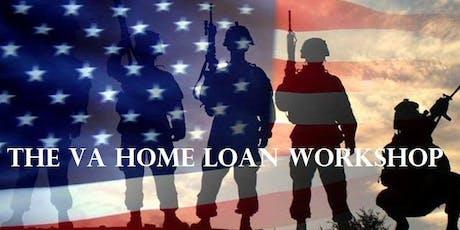 The VA Home Loan Workshop tickets