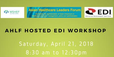 event in Seattle: AHLF Hosted EDI Workshop