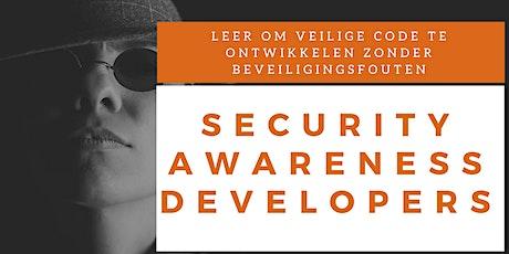 Security Awareness Developers Online Training (Nederlands)