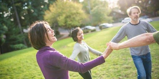 Biodanza, a joyful and holistic personal growth practice!