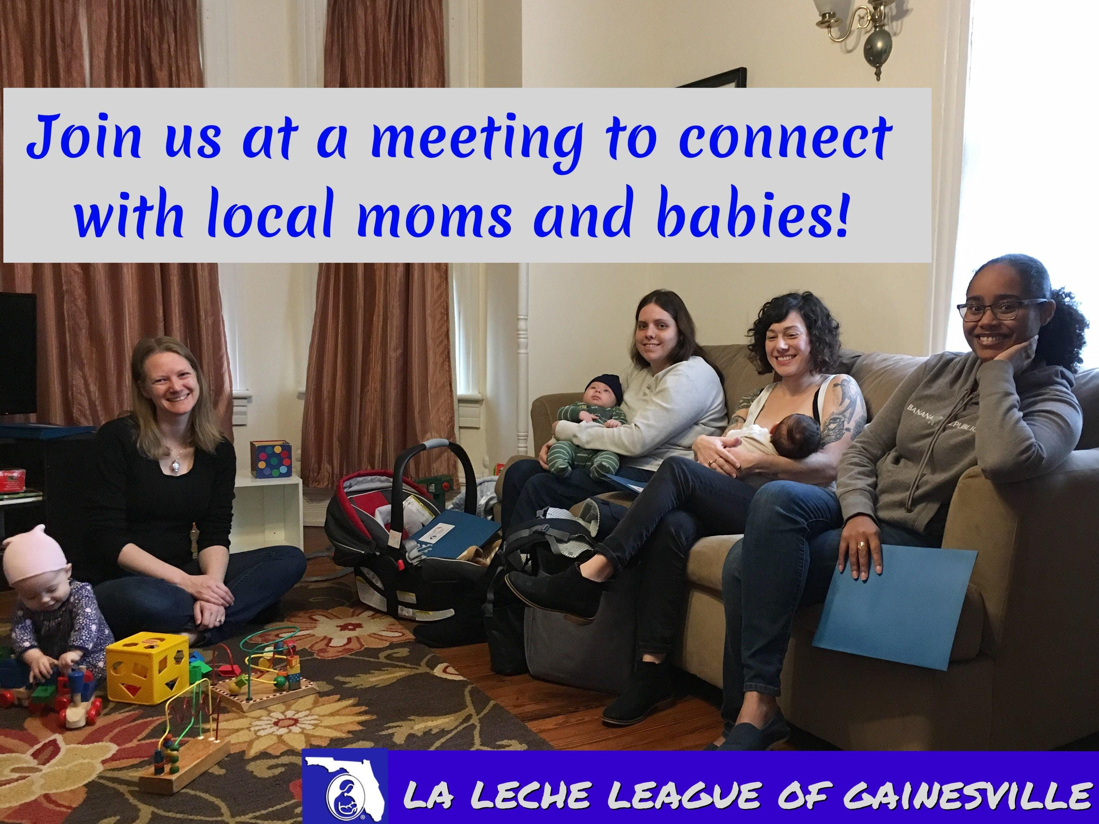 La Leche League Breastfeeding Support Group M