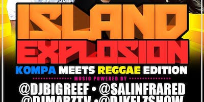 event in New York City: ISLAND EXPLOSION AT MILK RIER NO COVER BEFORE 12 W/RSVP