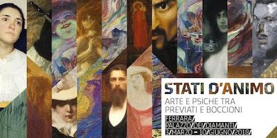 """A Ravenna: presentazione """"Stati d'animo. Arte e psiche tra Previati e Boccioni"""""""