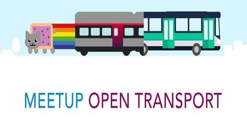 Meetup Open transport Paris