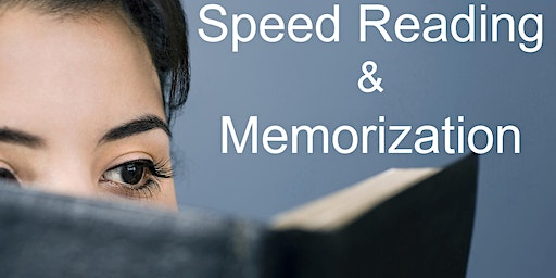 Speed Reading & Memorization Class in Chicago