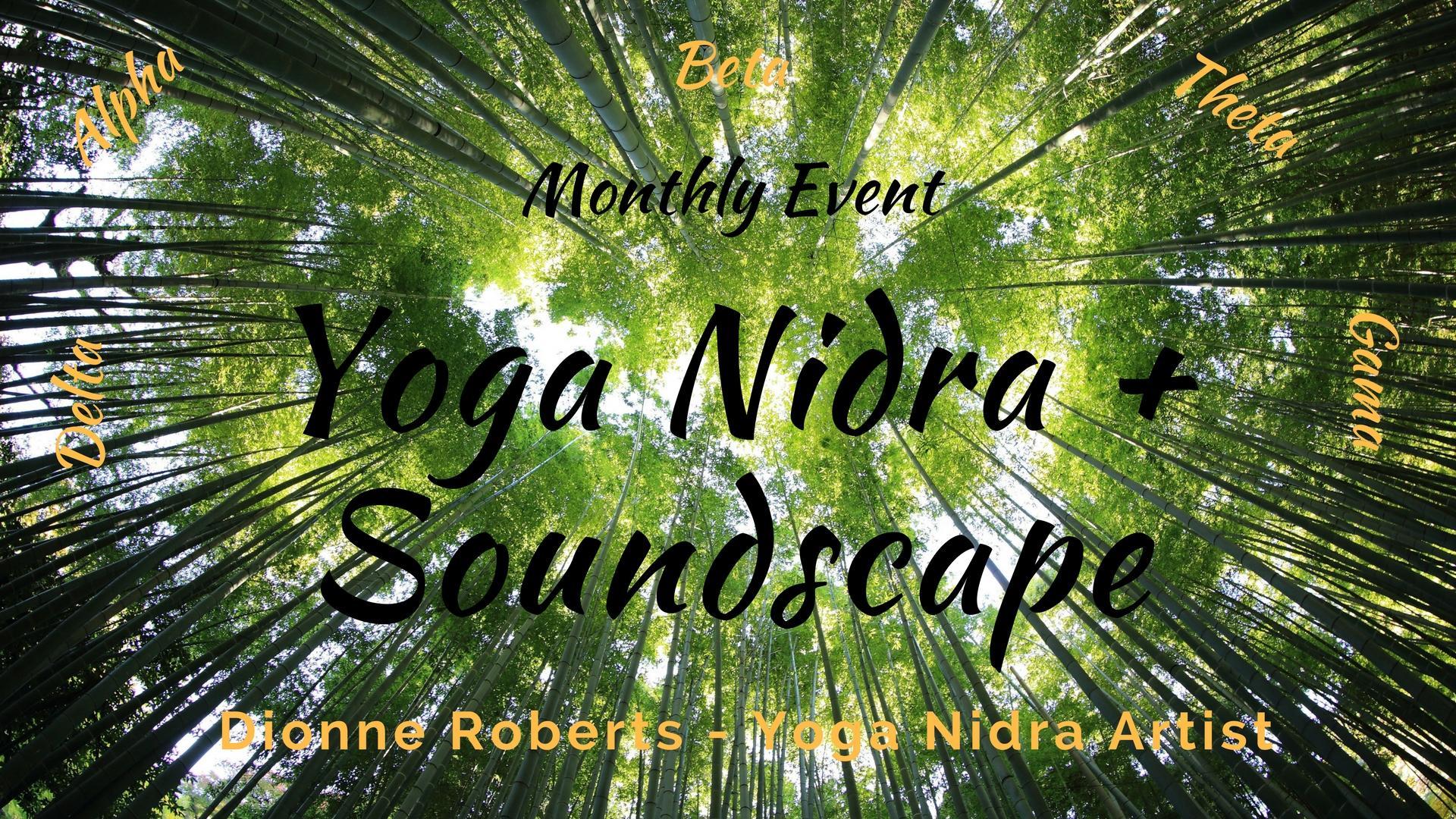Yoga Nidra + Sound Bath