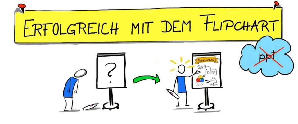"BNI ""Visualisieren am FlipChart"" Workshop"