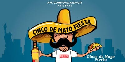 event in New York City: Cinco De Mayo Fiesta
