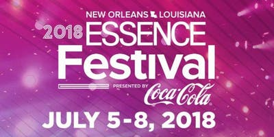 Essence Music Festival 2018 Rooms & Events Travel by Skys' 888-541-4044 x 200
