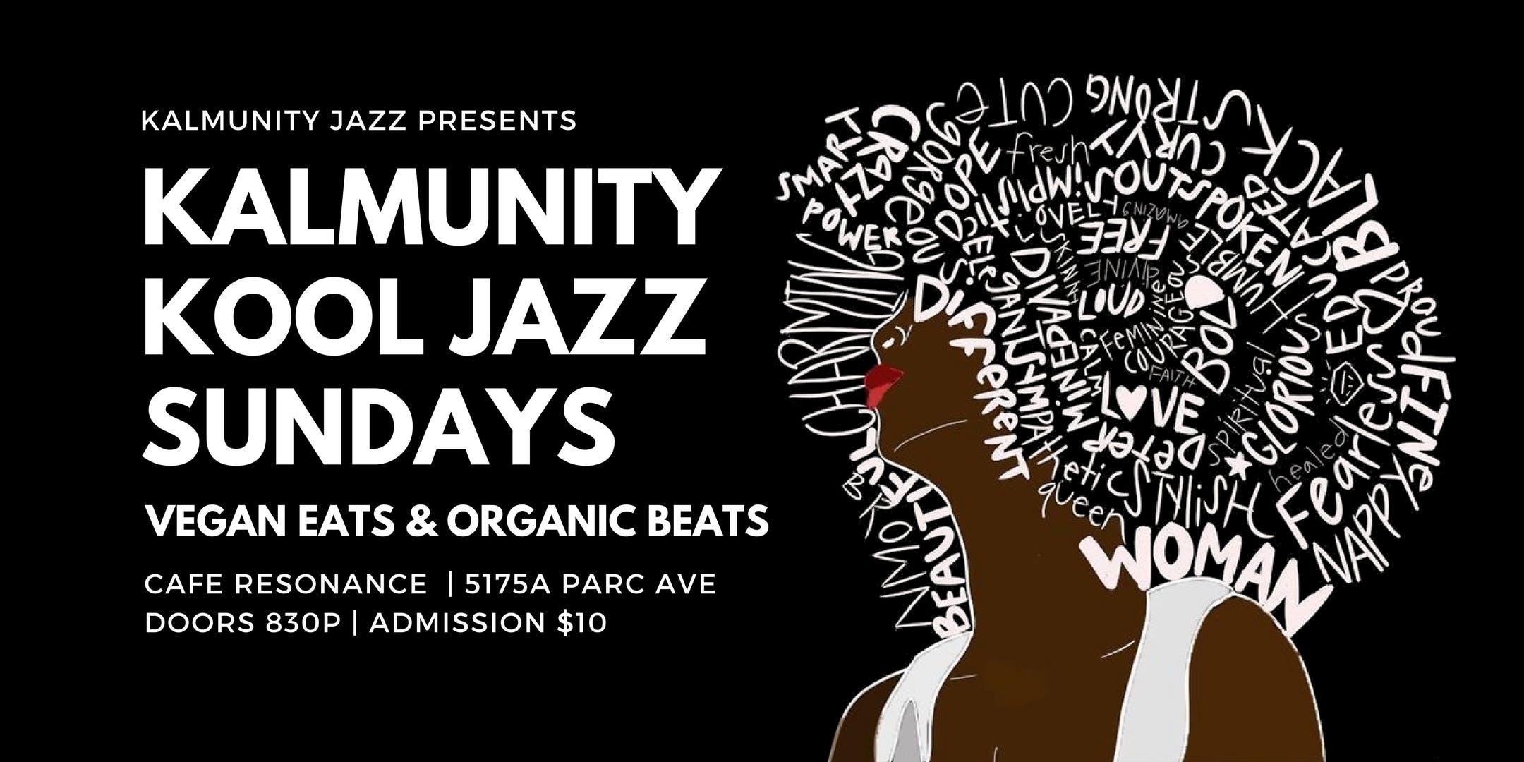 Kalmunity Sunday Jazz