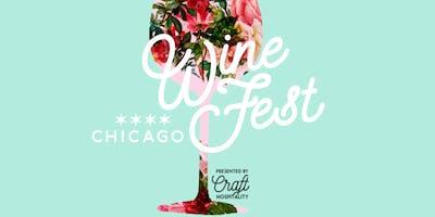 Chicago Wine Fest! Spring Edition 2019