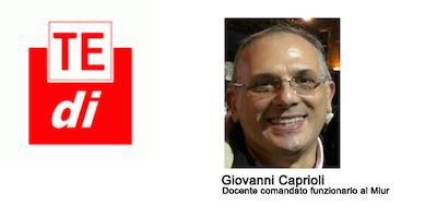 """TEDI 2018 """"IL PNSD"""" lo stato dell'arte. a cura del Prof. Giovanni Caprioli"""
