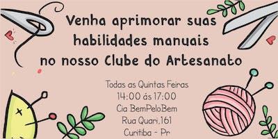 CURSO DE ARTESANATO (GRATUITO)