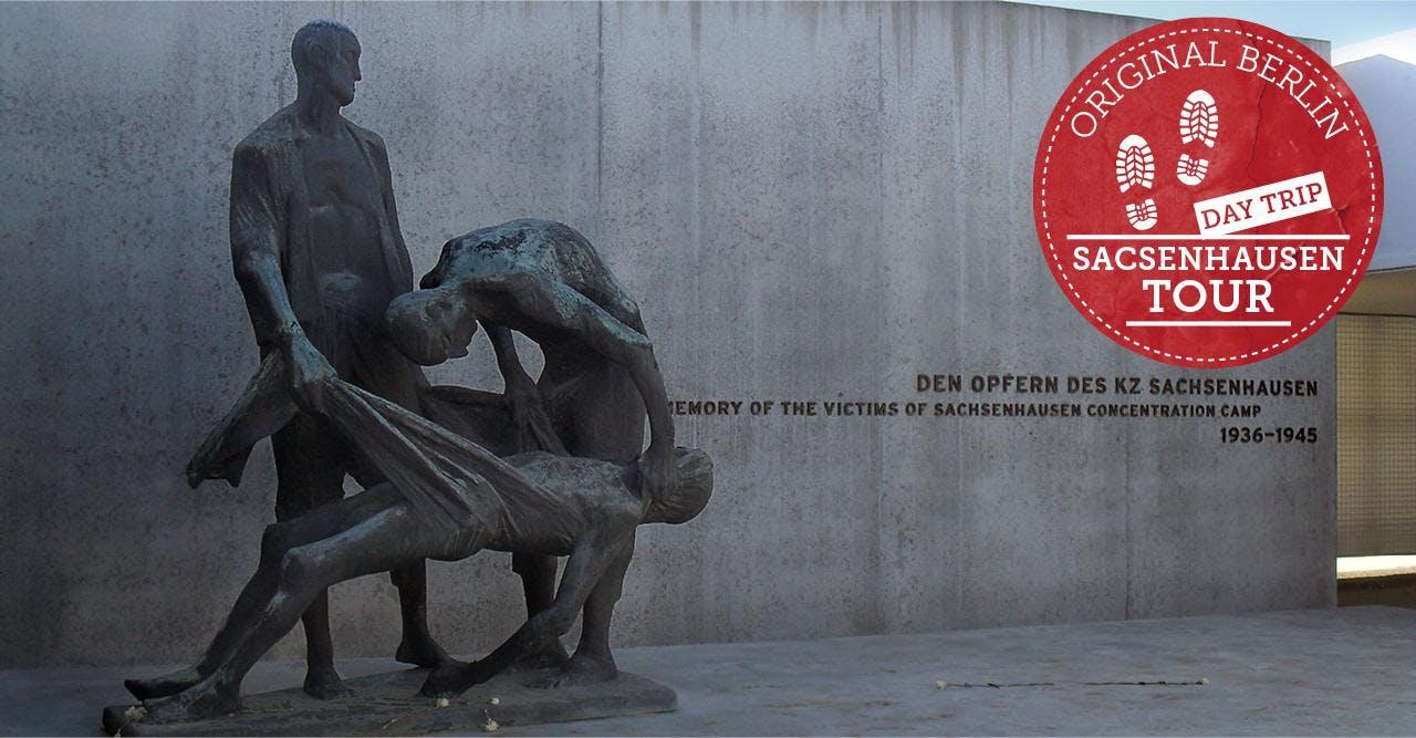 Original Berlin Sachsenhausen Concentration C