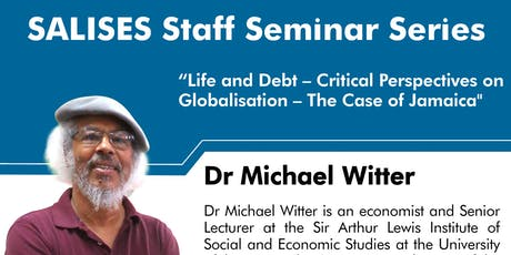 The Sir Arthur Lewis Institute of Social and Economic Studies Events