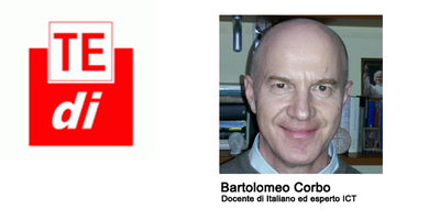 """TEDI 2018 """"La scuola Capovolta"""" a cura del prof. Bartolomeo Corbo"""