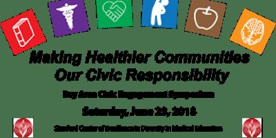 2018 San Francisco Bay Area Civic Engagement Symposium
