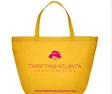 Keren Charles of Thrifting Atlanta and Two Stylish Kays logo