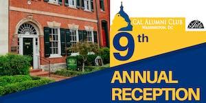 Ninth Annual Reception of the Cal Alumni Club of Washin...